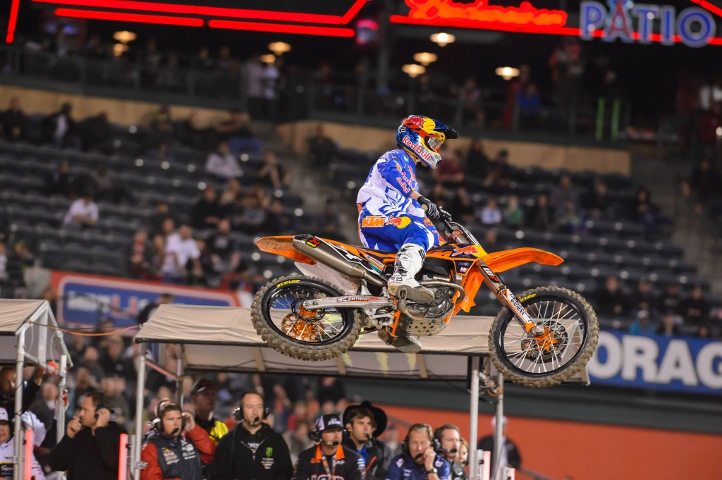 Anaheim 3 SX – 250SX Main Event & Heat Races