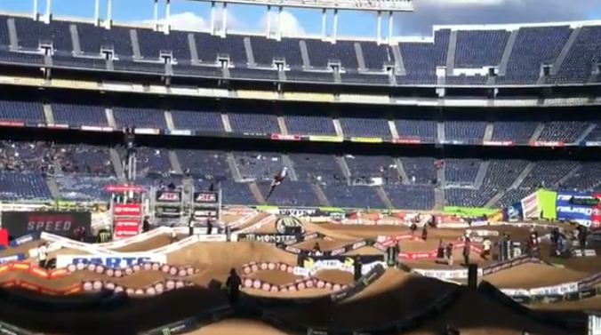Kevin Windham's Transfer San Diego Supercross 2013
