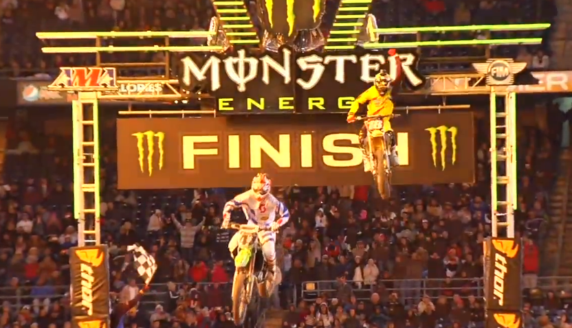 2013 San Diego Supercross – Post Show