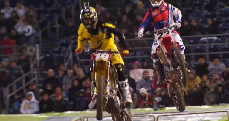 2013 San Diego SX – 450 & 250 Main Events & Heats