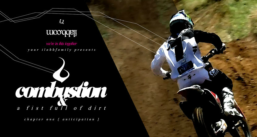 Combustion and a Fist Full of Dirt 2013: Ben Townley
