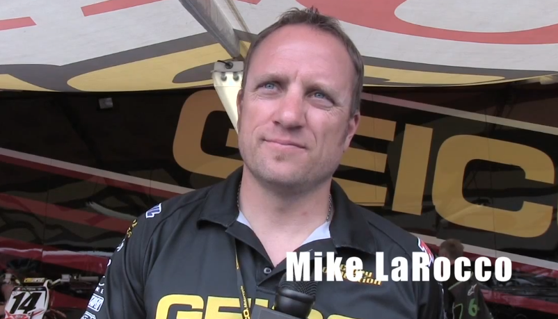 Mike LaRocco Interview – San Diego SX