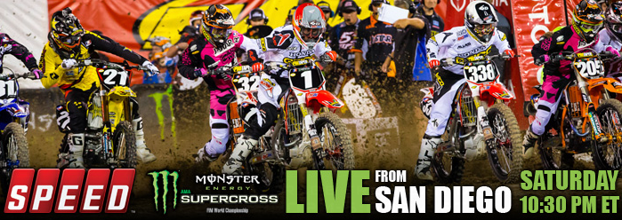 Follow and Watch San Diego SX Live Online – Race Links