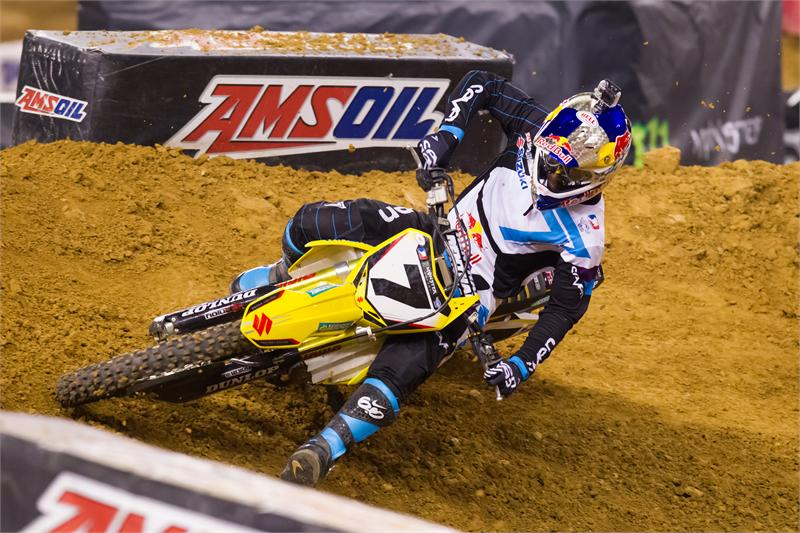 JS7 Captures first win of 2013 – Hahn wins his first-ever SX