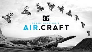 Robbie Maddison's AIR.CRAFT – Behind The Scenes