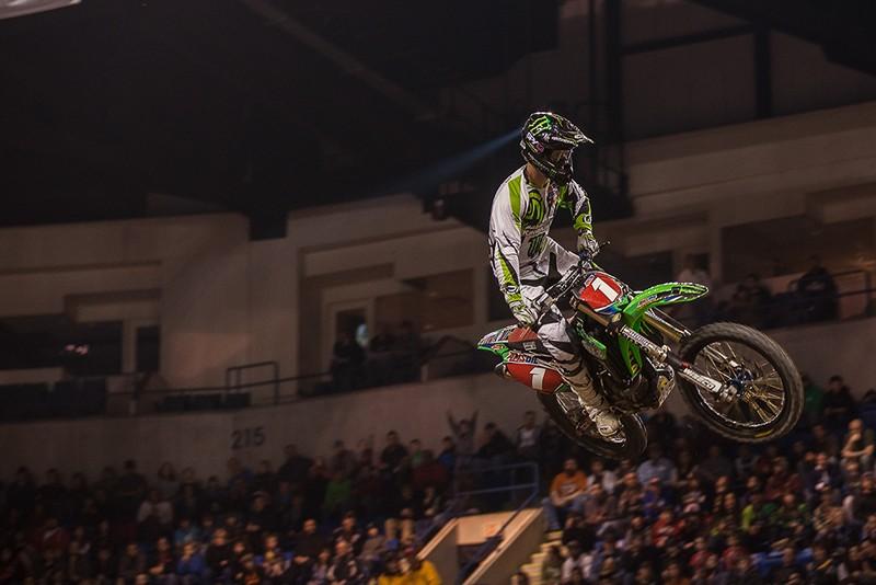 Tyler Bowers Interview – Arenacross