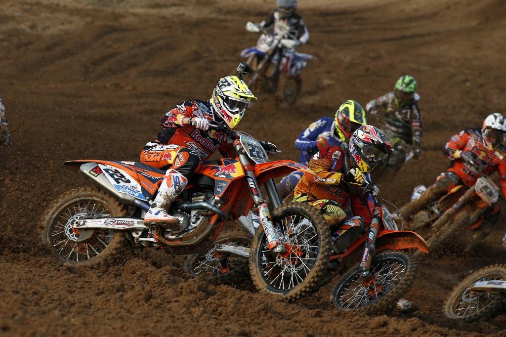 2013 MXGP of THAILAND -MX1 Qualifying Highlights