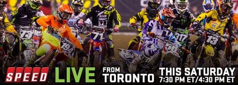 Watch & Follow 2013 Toronto Supercross Live Online – Race Links