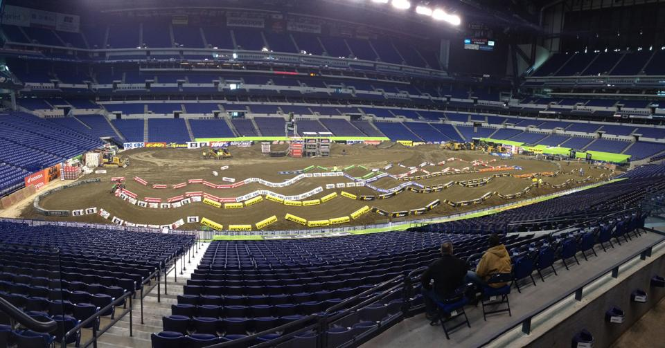 MotoXAddicts | 2013 Indianapolis Supercross 450 Preview