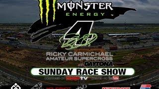 Ricky Carmichael Daytona Am Supercross – Live Show
