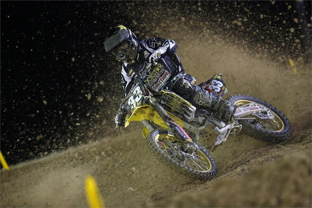 Top-10 for Lieber at 2013 MXGP of Qatar opener