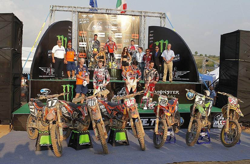 Gautier Paulin 2nd in Thailand