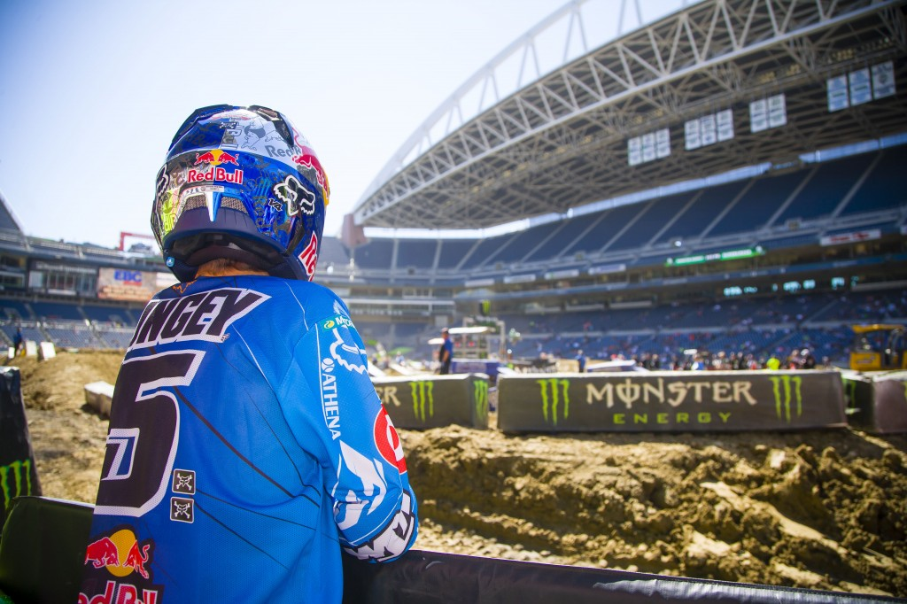 Dungey Carries Momentum into Seattle – 250SX West Resumes