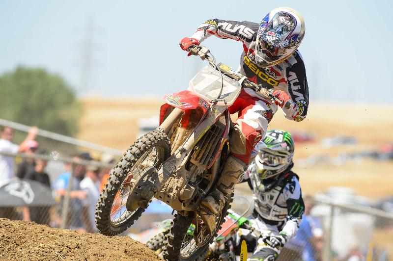 GEICO Honda's Eli Tomac returns to his home state of Colorado this weekend for Round 2 Courtesy: Simon Cudby