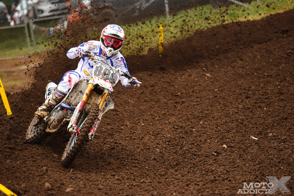 ike will return racing this weekend at Millville, but he will be there without the help of Tony. Photo: Todd Gutierrez