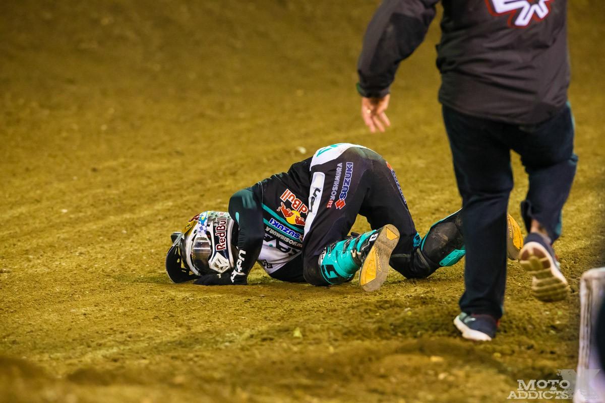 James Stewart Crash 2014