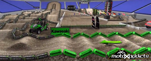 An error occurred   Supercross 2014 Track