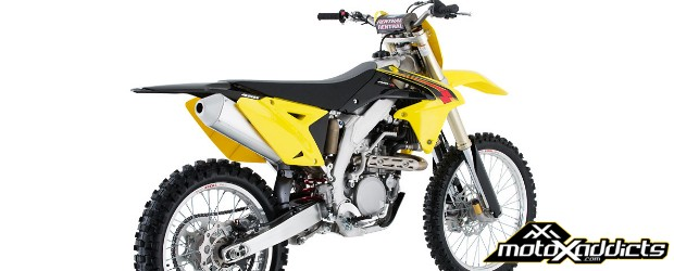 MotoXAddicts Suzuki Introduces The New 2015 RMZ450