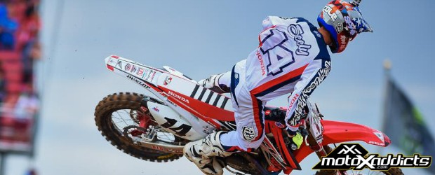 The Tale of the Tape from Baggett, Wilson, Anderson and Seely's 250SX careers