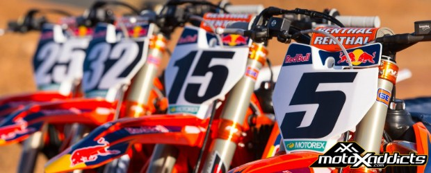 Gallery featuring Dungey, Wilson, Musquin and Hill