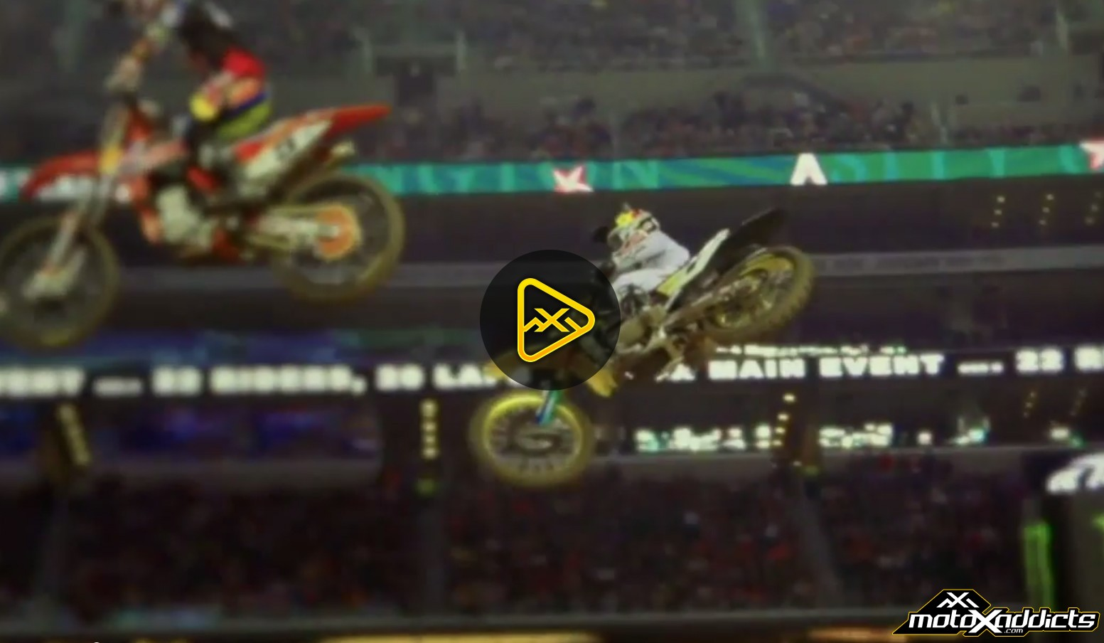 The Scrub – Top Supercross Riders Talk about Air Time