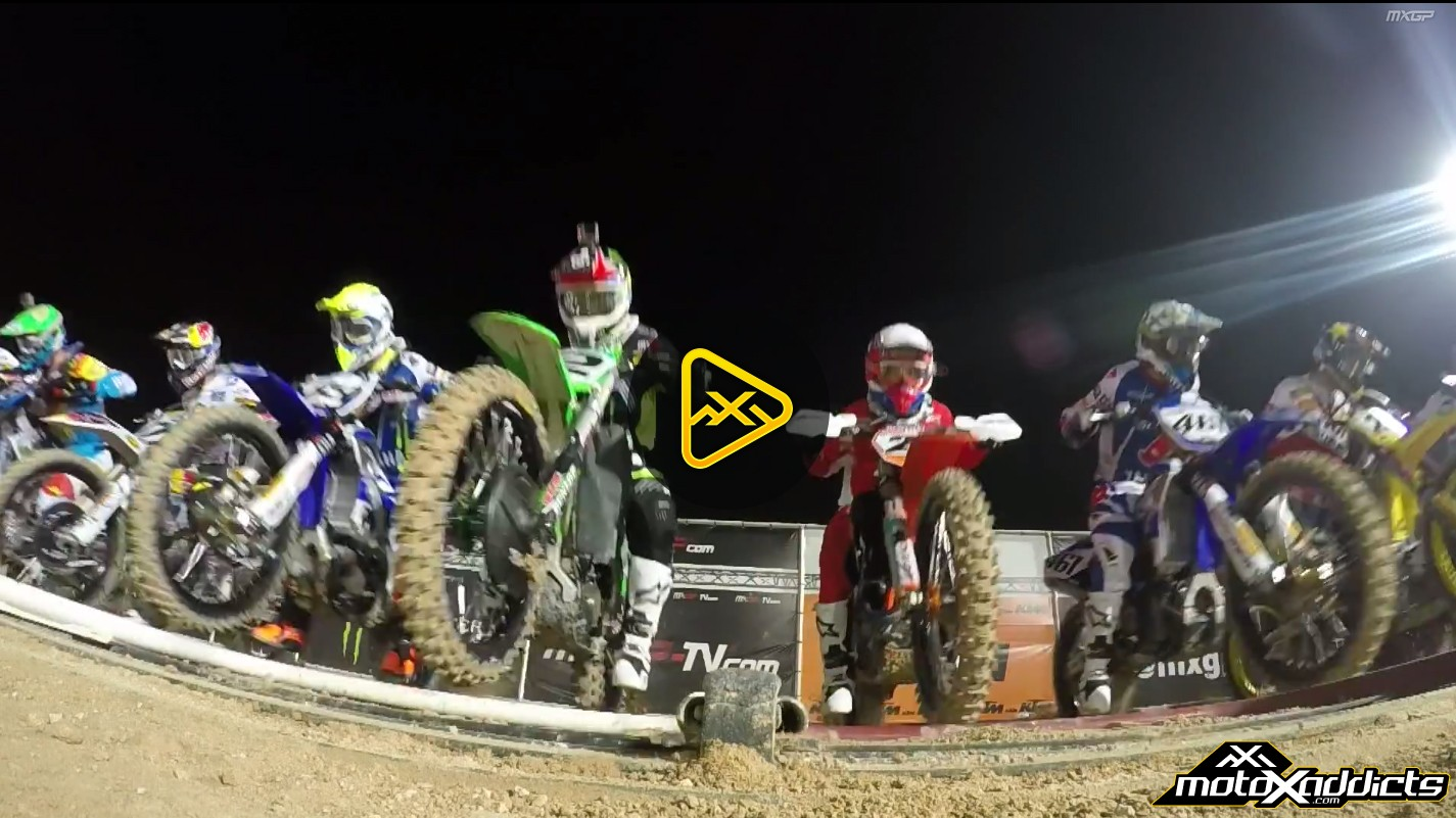 GoPro: Ryan Villopoto Stalls on MXGP of Qatar Start