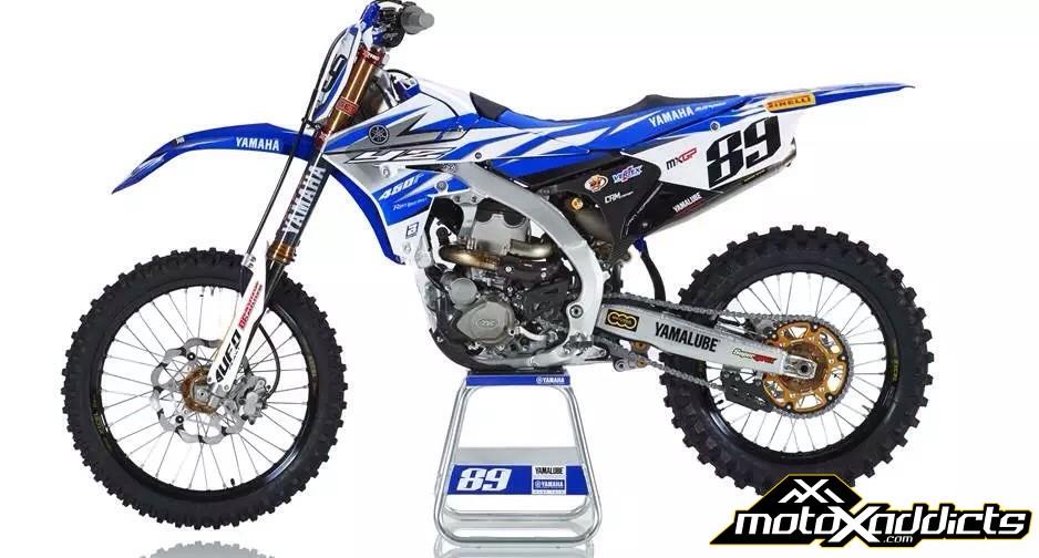 motocross 450 yamaha