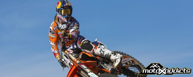 The the #84 is out to regain what he believes was always his: The MX2 World Championship