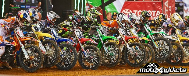 Get heat race and main event results as they happen at round 8