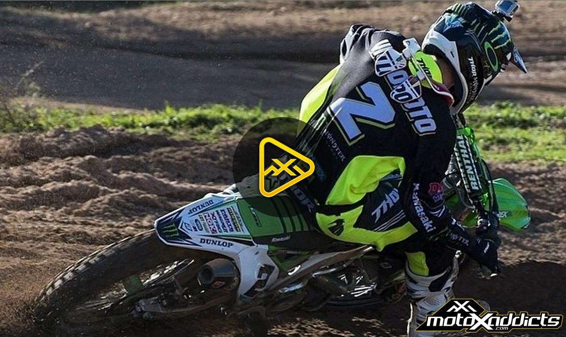 Ryan Villopoto and Tyla Rattray – Preparing for 2015 MXGP Championship
