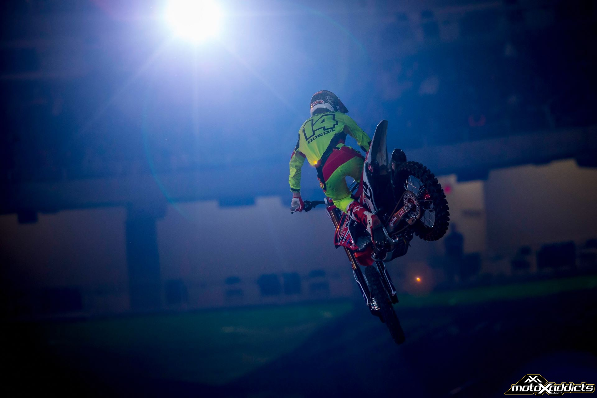 Cole Seely - 2015 Detroit Supercross