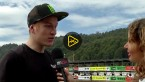 Leyland chats with Anstie about his shoulder issues