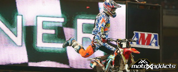 """Check out pics from all the round 12 action in the """"Motor City"""""""