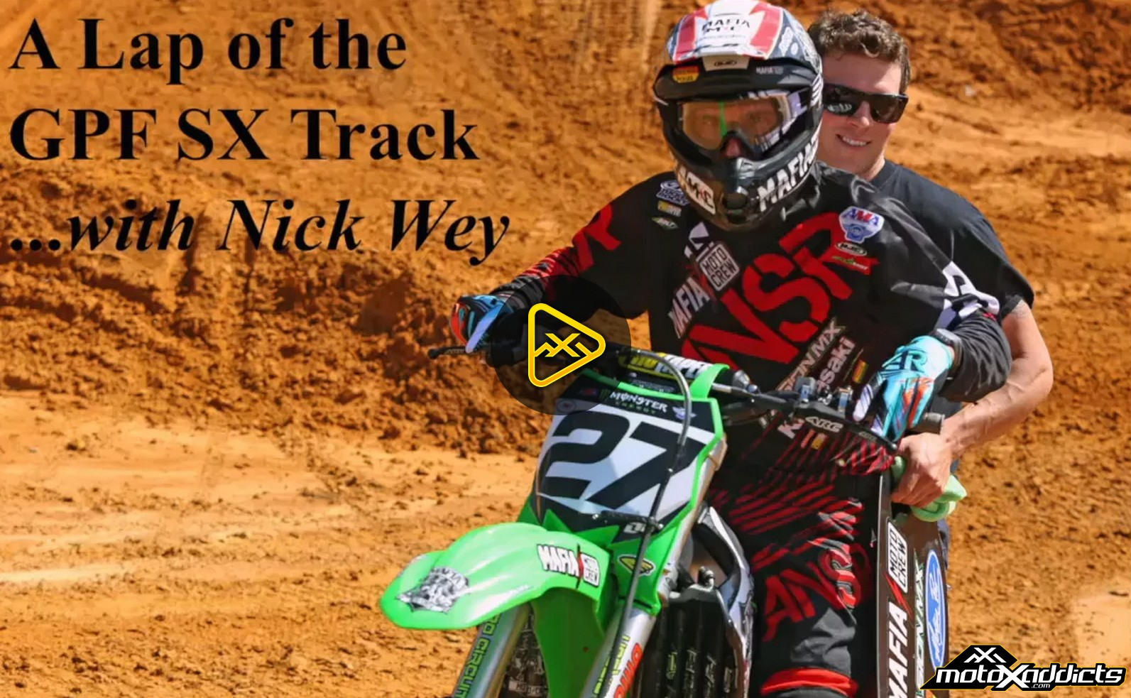A Lap with Nick Wey at Georgia Practice Facility (GPF)