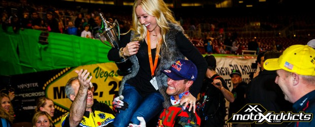 Gallery from round 13 of Monster Energy Supercross