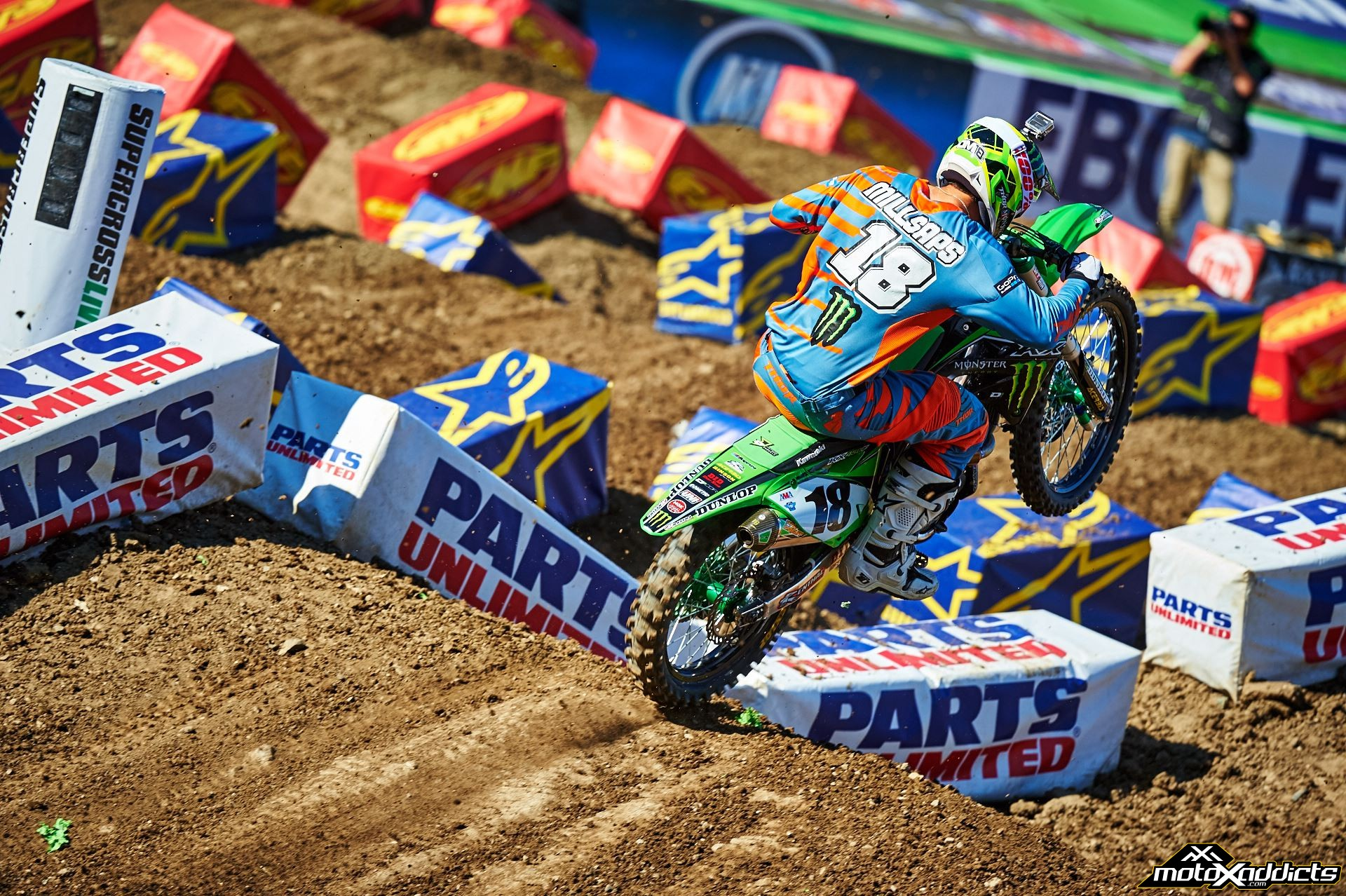 Davi Millsaps Responds To Monster Kawasaki Termination