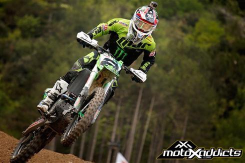 Ryan Villopoto Talks about Crash at MXGP of Trentino