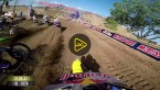 Watch Ken Roczen during his first laps of Moto 2