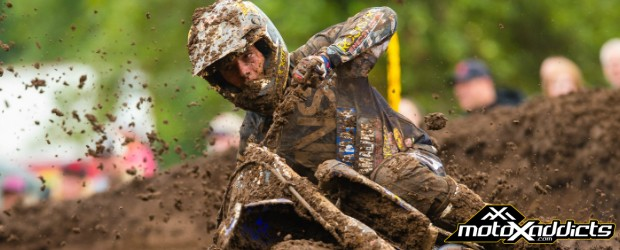 Mud creates true grit moto photography