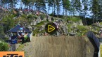 MX2 action from qualifying at Uddevalla