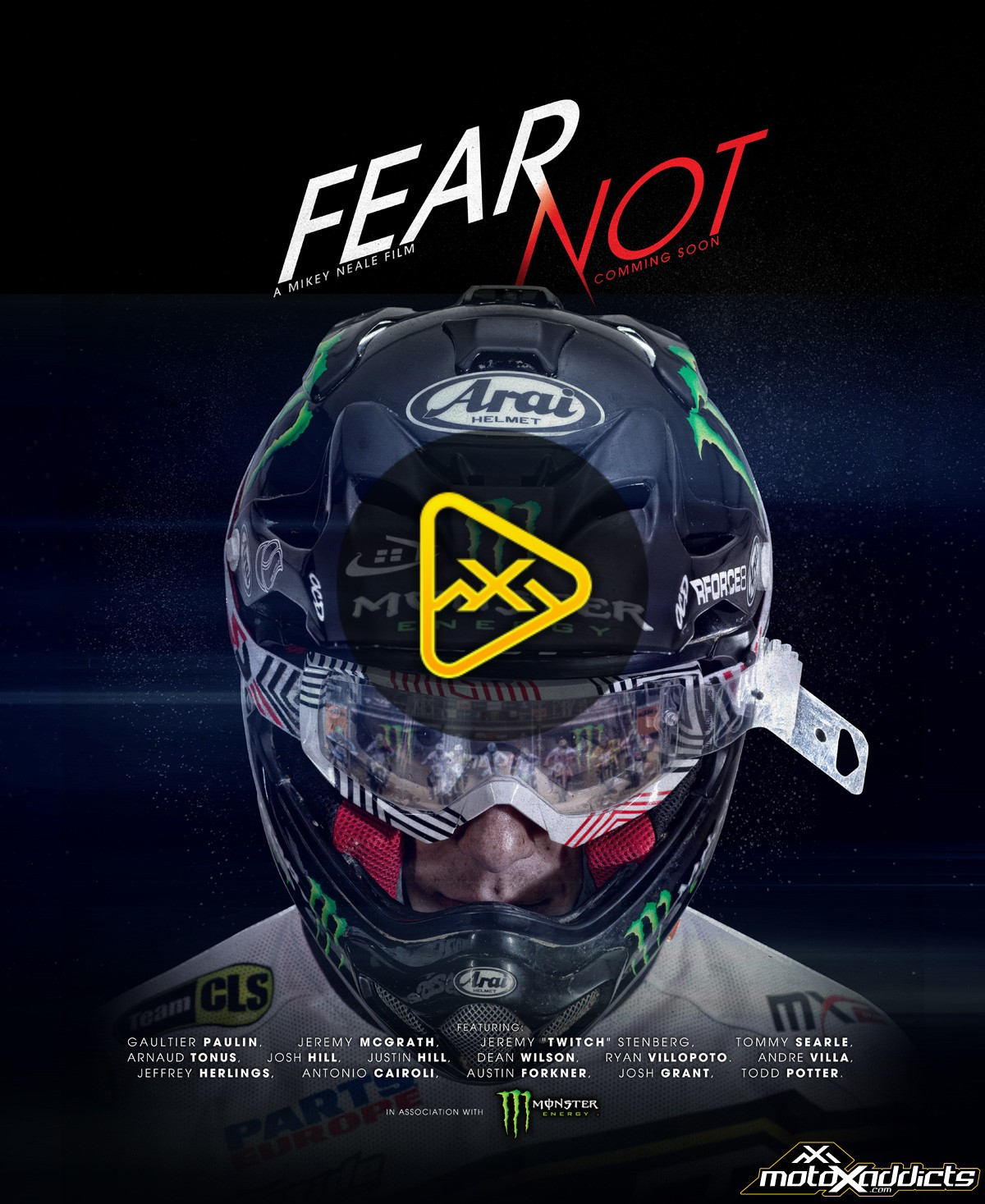 Fear Not – The Official Trailer
