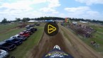 Helmet Cam lap & interview with CP377