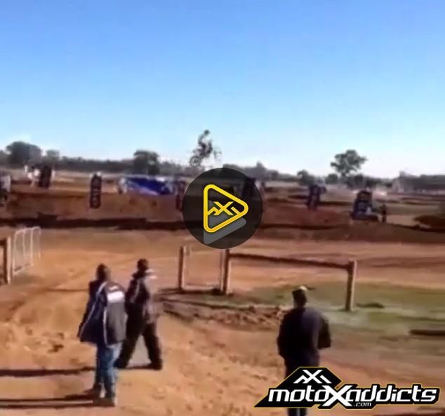 Matt Moss Injured After Colliding With Bulldozer – VIDEO