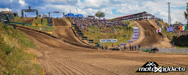 Photo gallery from all the round 13 qualifying at Loket