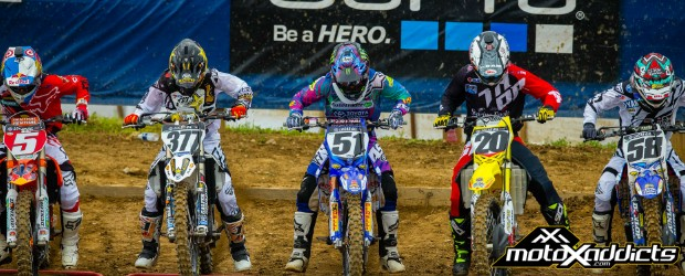 Get the moto & overall results as they happen