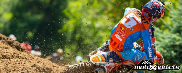 Hear from twenty top riders about their day in Millville