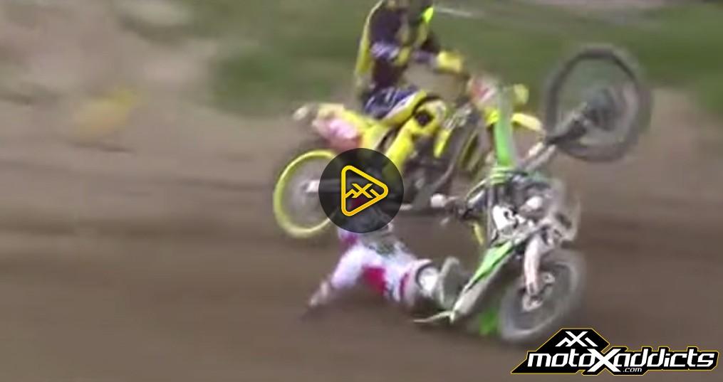 Ryan Villopoto's Most Memorable Crashes