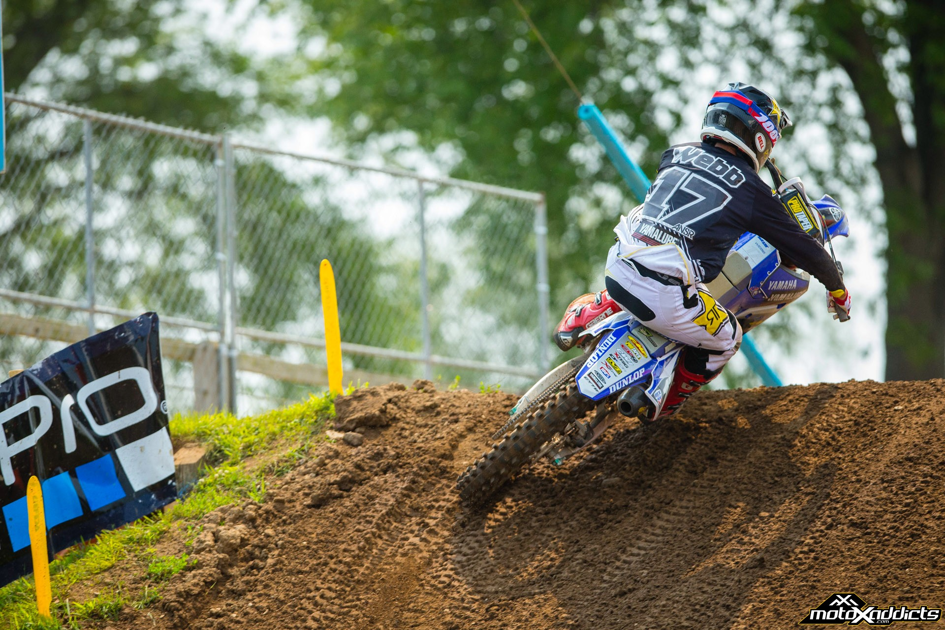 Cooper Webb will contest the MXGP class in preperation for the 2015 MXoN. Photo by: Hoppenworld