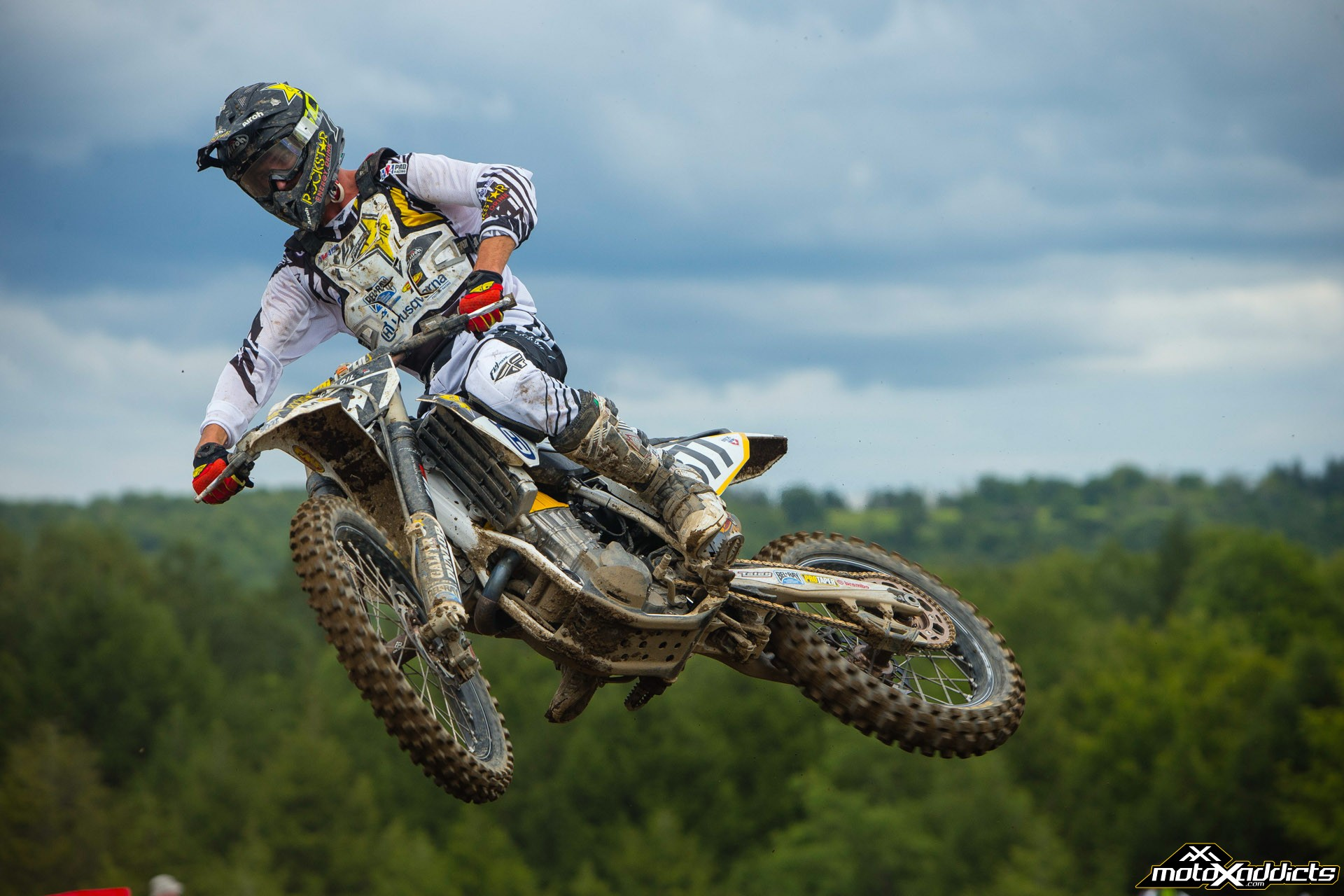 Christophe Pourcel at Unadilla. Photo by: Hoppenworld