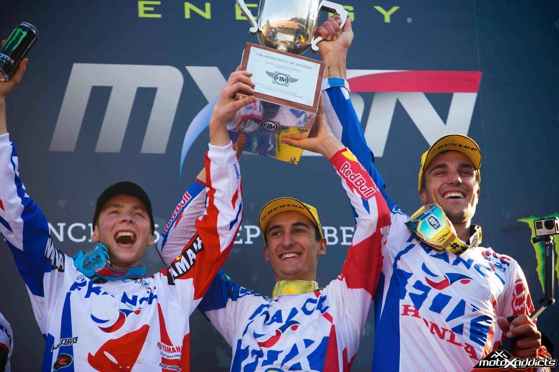 2015 MXoN - Team France
